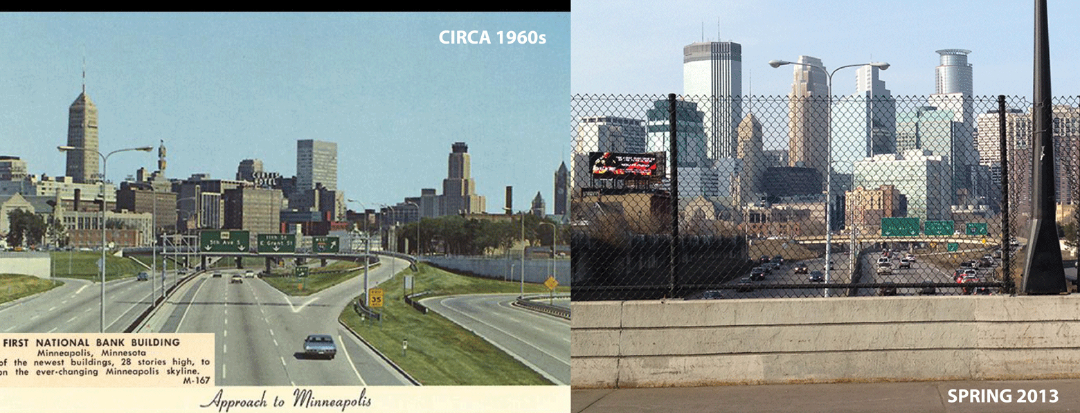Minneapolis Time Machine